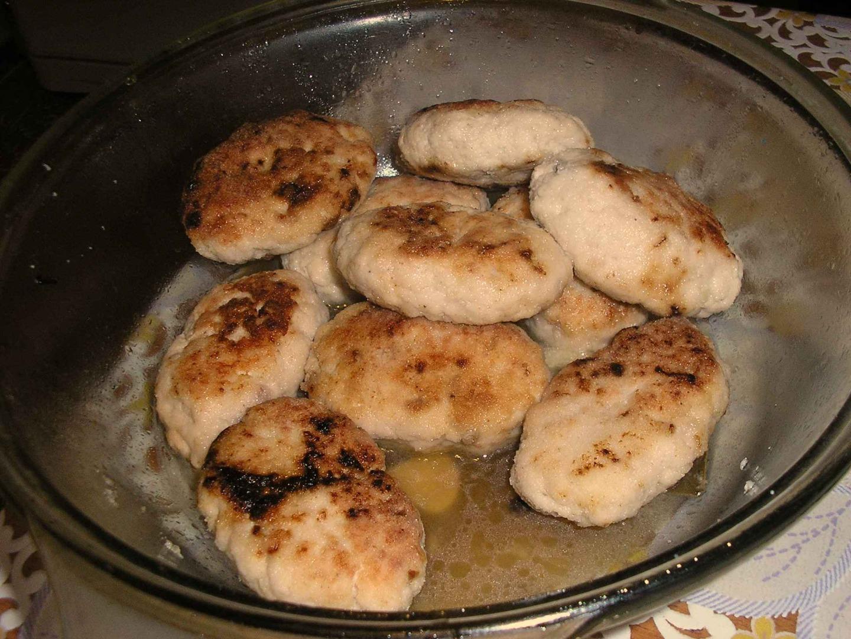 Котлеты из индейки с говядиной рецепт пошагово